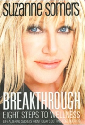Suzanne Somers Book Breakthrough